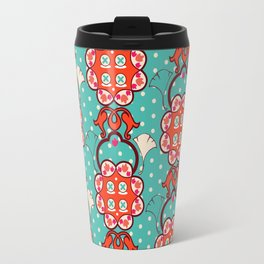 Creative pattern Travel Mug