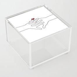 The Power of Love Acrylic Box