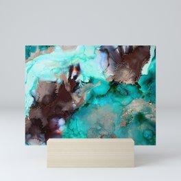 Dreamy Seas Mini Art Print