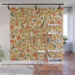 Terrazzo pattern Wall Mural