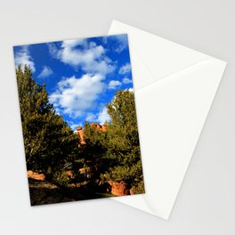 Watercolor Landscape, Lost Creek Wilderness 21, Colorado Stationery Cards