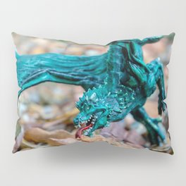 Green Dragon3 Pillow Sham