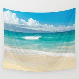 Hawaii Beach Treasures Wall Tapestry