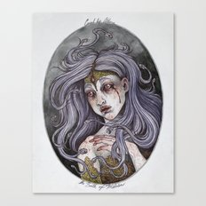 the Birth of Medusa Canvas Print