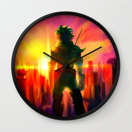 MIDORIYA IZUKU / DEKU - MY HERO ACADEMIA Wall Clock
