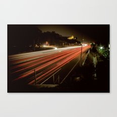 Speed of Light Canvas Print