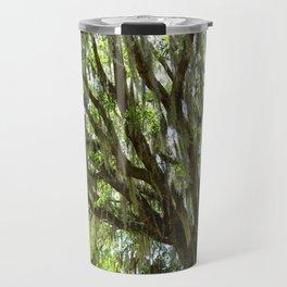 Live Oak in Springtime Travel Mug