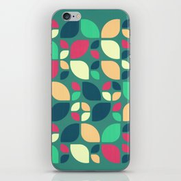 Vintage Spring Pattern II iPhone Skin