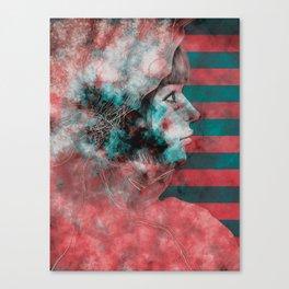 Wonder Into The Future Canvas Print