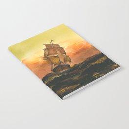 William #9 Notebook