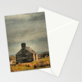 Is There Anyone at Home? Stationery Cards