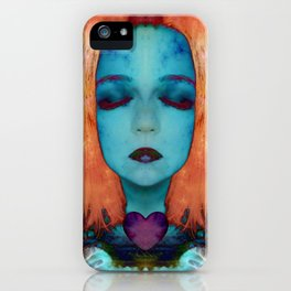 My fire will always burn bright iPhone Case