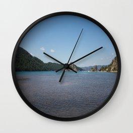Orhaniye on the Bozburun Peninsula Wall Clock