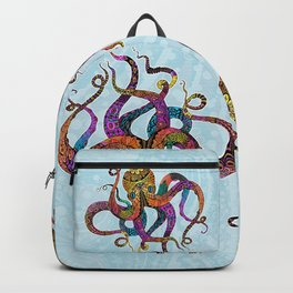 Electric Octopus Backpack