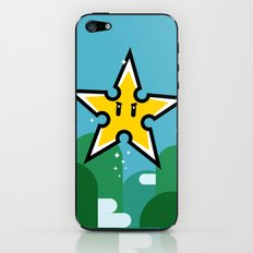 Ninja Star Power iPhone & iPod Skin