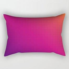 Mosaic Gadient Rectangular Pillow
