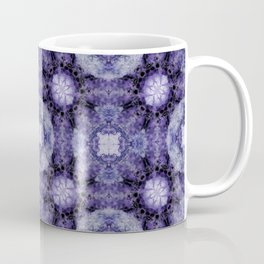 Snowballs and Purple Dreams Coffee Mug