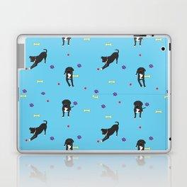 Dog gon life Laptop & iPad Skin