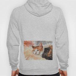 cat 007 Hoody