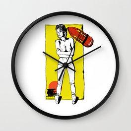 Pamela- Great expectations Wall Clock