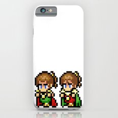 Final Fantasy II - Palom and Porom iPhone 6s Slim Case