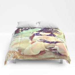 Darth Harmony's Summer Vacation Comforters