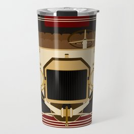 California Automobile Museum Travel Mug