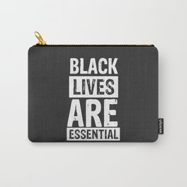 Black Lives Are Essential Carry-All Pouch