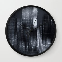 DT squared Wall Clock