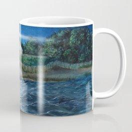 Mission Point Lighthouse Coffee Mug