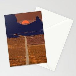 Arizona, Monument Valley Stationery Cards