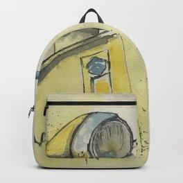 vespa water-colour sketch Backpack