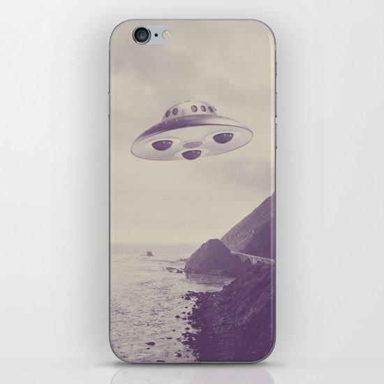 UFO iPhone & iPod Skin