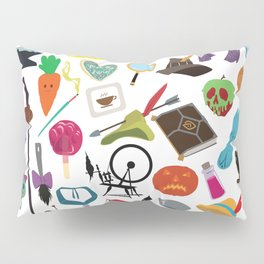 56 Pieces of Animation Pillow Sham