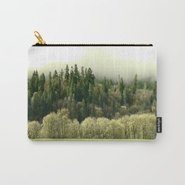 Muted Color Hillside Carry-All Pouch