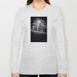 Wish you were alone Long Sleeve T-shirt