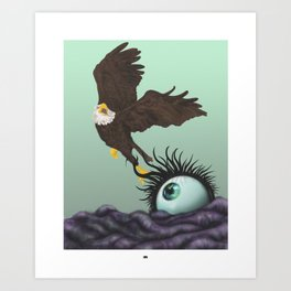 My Propeller Art Print