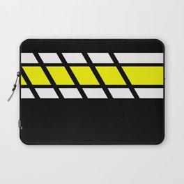Team Colors 4...yellow Laptop Sleeve