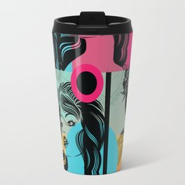 Pop-art is life! Travel Mug
