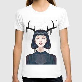 Fawn Siren Drip II T-shirt