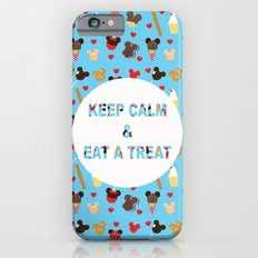 KEEP CALM & EAT A TREAT Slim Case iPhone 6s