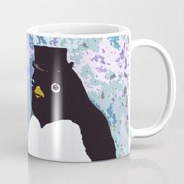 Together We Weather Penguin Art Coffee Mug