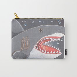 Hark a Shark Carry-All Pouch
