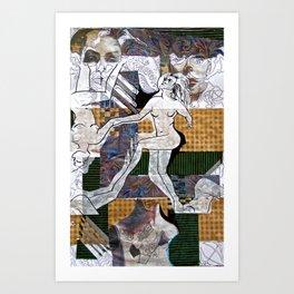 God Bless Gordita// Art Print