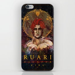 Ruari iPhone Skin
