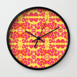 Cheeta Gone Wild 2 Wall Clock