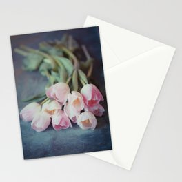 Beautiful Tulips Stationery Cards