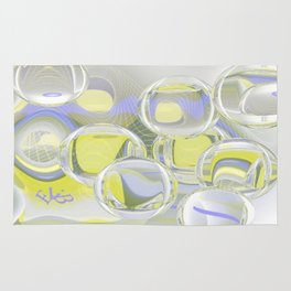 Flying Glas Rug