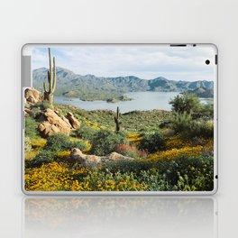 Arizona Blooms Laptop & iPad Skin