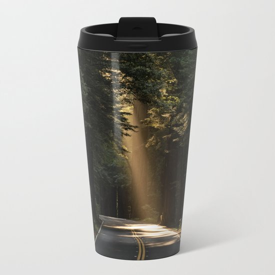 That One Spot Metal Travel Mug